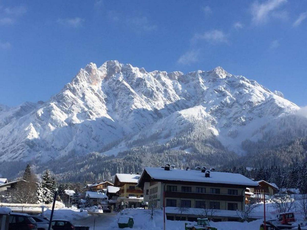 Lodge 5 app 11:12 12 Hoch König view winter